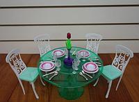Мебель для кукол Gloria столовая кухня 2811
