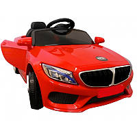 Електромобіль Cabrio M5 червоний