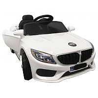 Електромобіль Cabrio M5 білий