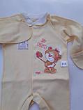 Комбинезоны для новорожденных в роддом., фото 10