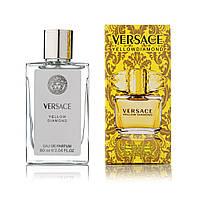 60 мл мини парфюм Versace Yellow Diamond - (Ж)