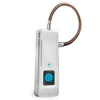 Биометрический умный замок WIWU Fingerprint Padlock