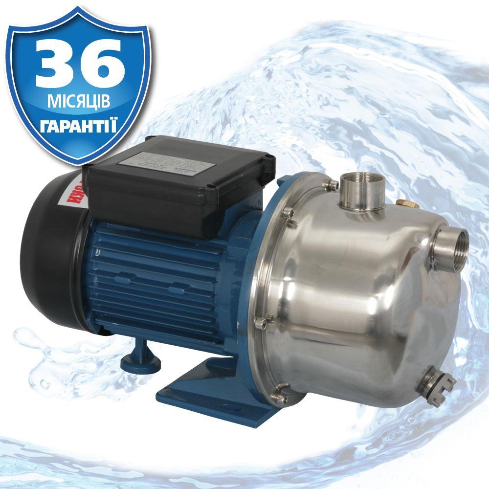 Насос поверхностный струйный 49 л/мин, 1 кВт, Латвия VITALS AQUA JS 1050e