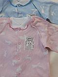 Комбинезоны для новорожденных в роддом., фото 7