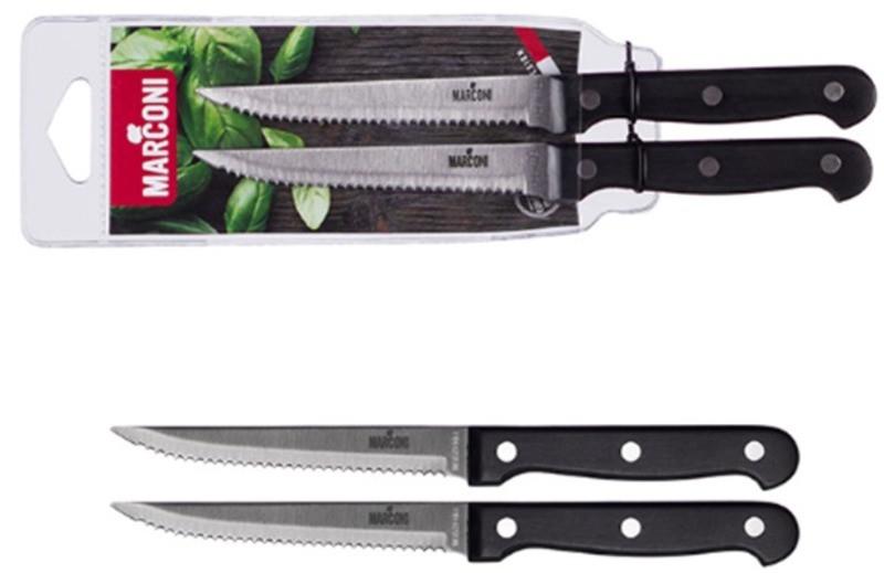 Нож для стейка 10 см 2 шт