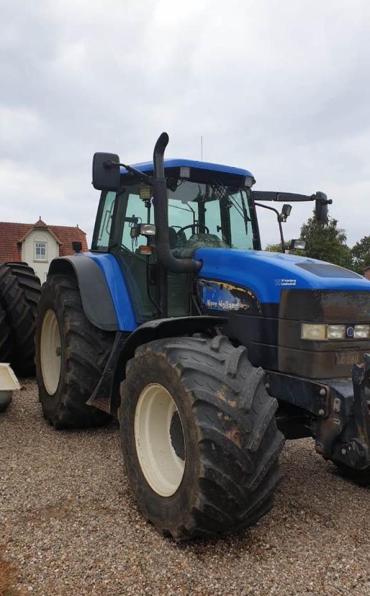 Трактор New Holland TM 1901, 2006 г.в.