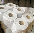 Туалетная бумага Джамбо Великан 120М, фото 3