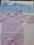 Комбинезоны для новорожденных в роддом., фото 5
