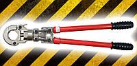 Гидравлический инструмент для обжима разъемов на металлопластиковых трубах + 8 Матриц YATO YT-21735