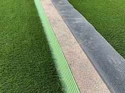 Укладка синтетической травы на школьном стадионе, г. Одесса 10