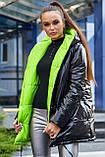 1243/7 Женская двусторонняя куртка, фото 4