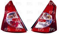 Фонарь задний для Renault Sandero '08-13 правый (DEPO)