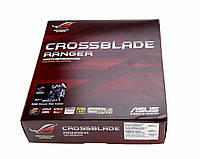 Материнская плата ASUS CROSSBLADE RANGER AMD A88X, sFM2, ATX, фото 1