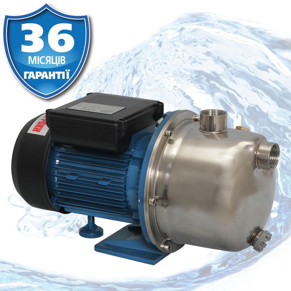 Насос поверхностный струйный 53 л/мин, 1,1 кВт, Латвия VITALS AQUA JS 1155e
