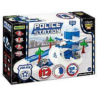 Детский игровой набор полиция Play Track City Wader (53520)