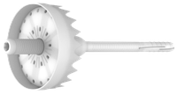 TFIX-8ST-ECO Вкручиваемый фасадный дюбель