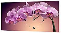 Настенные часы декор 53х29 см