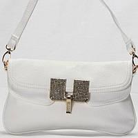 Женская сумка - клатч Gilda Tohetti  белого цвета, фото 1