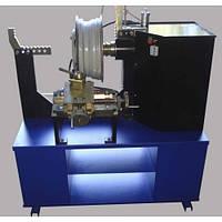 Дископравильный станок Lotus VS 4 - 380 Вольт (с электрогидравликой + резцеподающее устр-во + эл.привод вала)