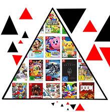 Игры для приставки Nintendo Switch
