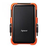 Внешний винчестер 1TB APACER USB 3.1 AC630 Orange (color box) AP1TBAC630T-1