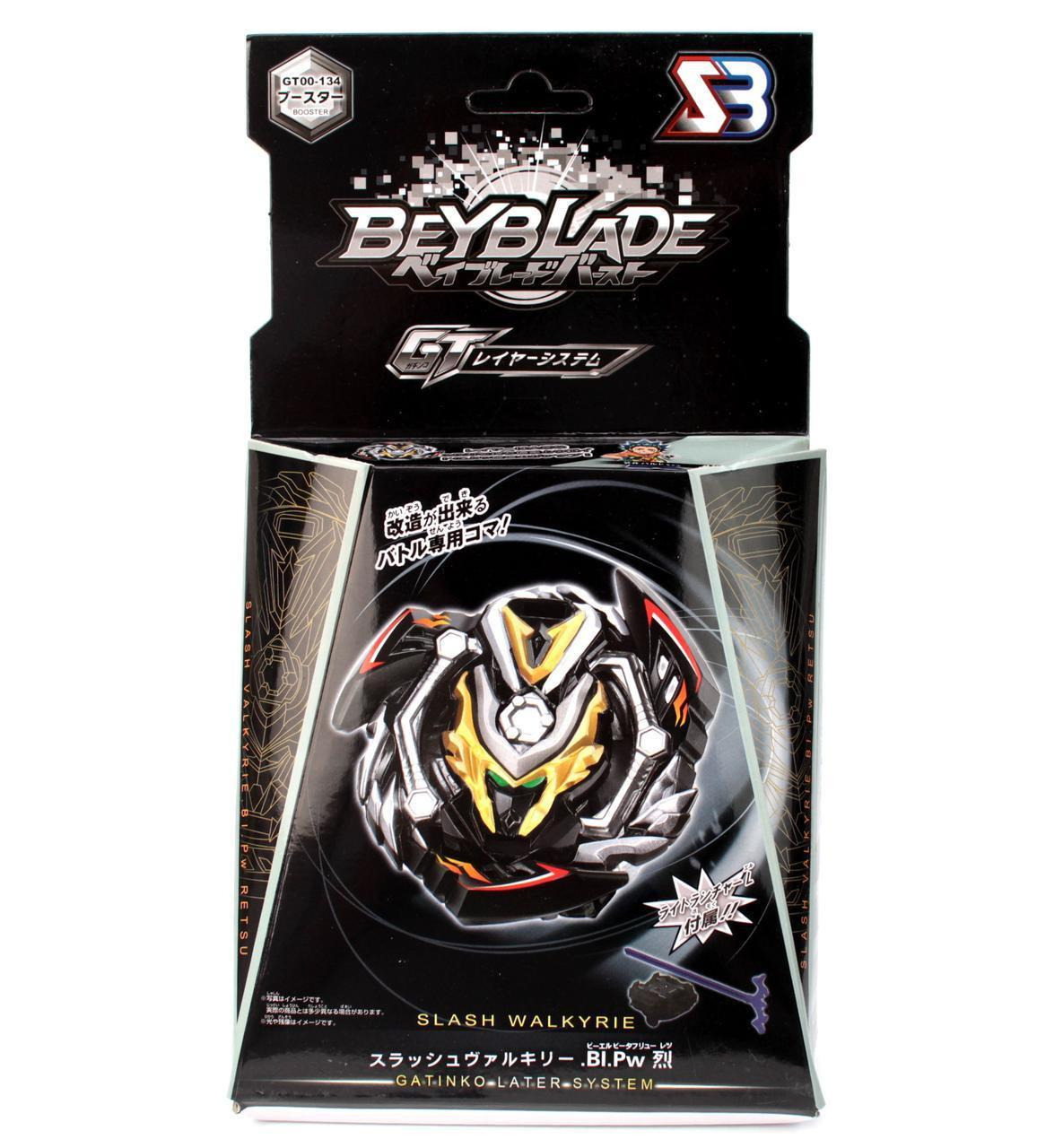 Бейблейд Слэш Волтраек beyblade Slash Valkyrie Black  B-134 SB