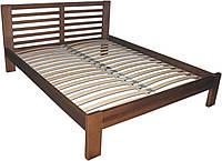 Деревянная кровать Мега-9