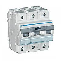 Автоматический выключатель  In=80А 3п С 10kA 4.5м Hager