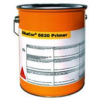 Грунтовка SikaCor 6630 Primer красно-коричневый