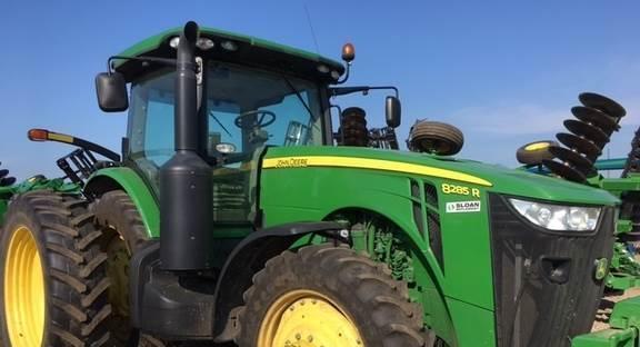 Трактор John Deere 8285R1, 2013 г.в.