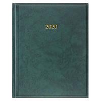 Еженедельник датированный 2020 BRUNNEN MIRADUR Бюро 21х26 см зеленый