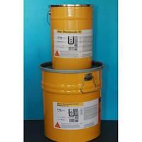Двокомпонентне епоксидно-поліуретанове покрытие Комплект Sika Elastomastic TF (A+B) серый