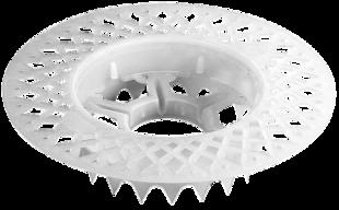 R-KWX Дожимная манжета с перфоратором для теплоизоляции