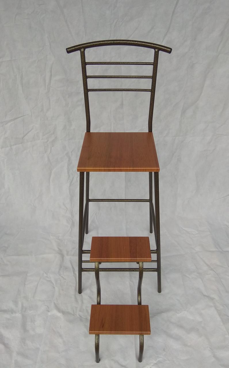 Барный стул стремянка d 16 мм