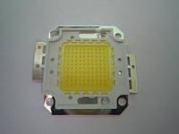 Мощный светодиод 100 Вт белый (холодный)