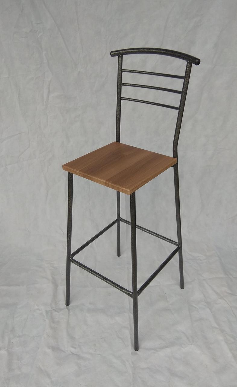 Кресло барное со спинкой