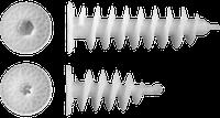 R-ISO-PLUG Пластиковый спиральный дюбель