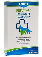 Ошейник от блох для котов и кошек Canina 741427 Petvital Bio-Shutzhalsband био 35 см