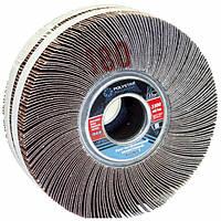 Круг шлифовальный лепестковый КШЛ 150х50х32 мм, P180