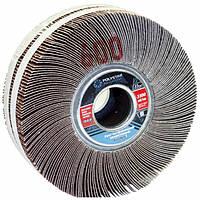 Круг шлифовальный лепестковый КШЛ 150х50х32 мм, P600