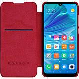 Nillkin Xiaomi Mi A3/ Mi CC9e Qin leather Red case Кожаный Чехол Книжка, фото 4