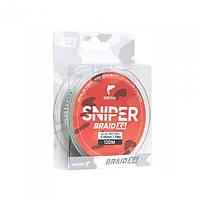 Шнур Sniper Braid Army Green