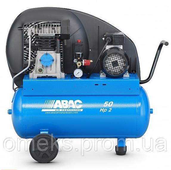 Компрессор Abac A29 50CM2, ресивер 50л., 230В/50Гц., вход 255л/мин., давление 10бар, 1.5кВт, 44кг MTG