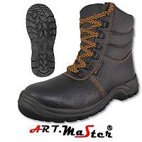 Зимние мужские рабочие берцы с металлическим носком, ART.MASTER товар сертифицирован