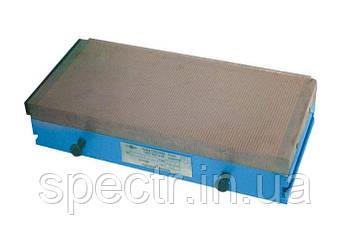 Плита электромагнитная 800х400 мелкополюсная
