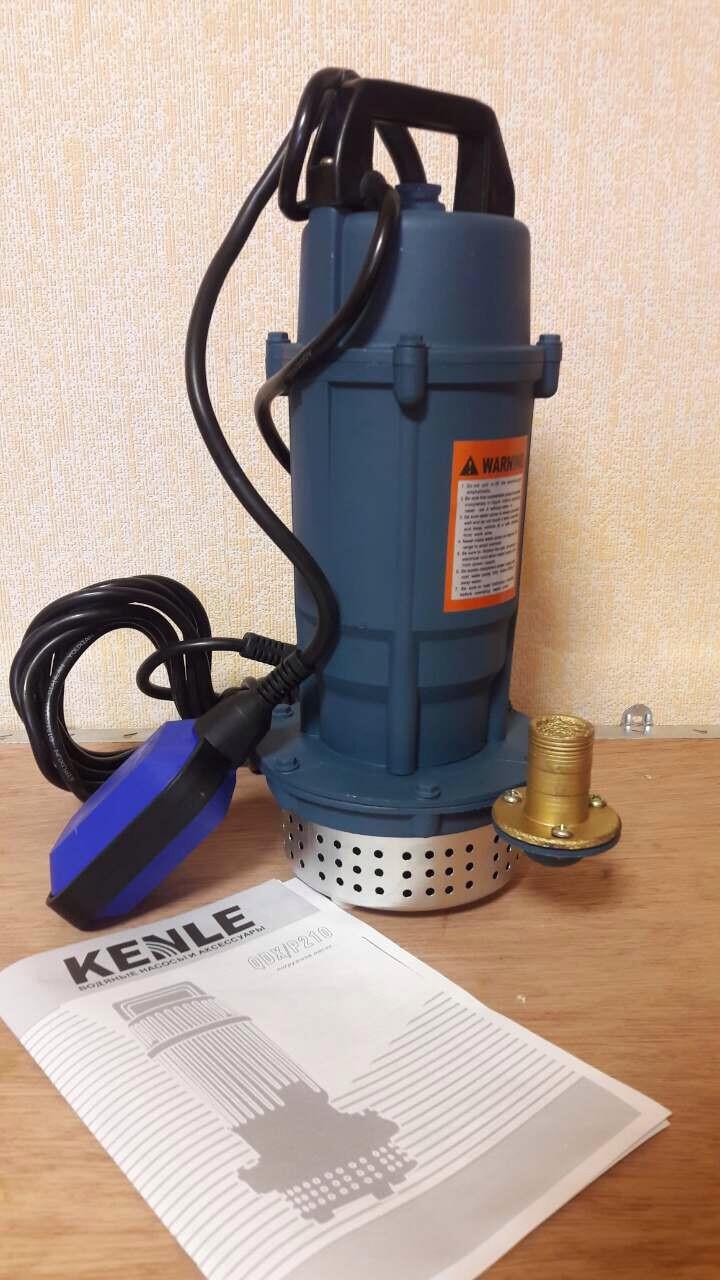 Дренажный насос KENLE QDX - P210 1,6кВт