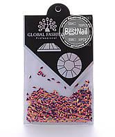 Декор для ногтей Global Fashion (пластик)