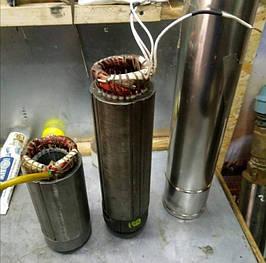 За все время отремантировано более 3000 насосов . Выполненные работы №2 39