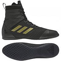 Обувь для бокса Боксерки Adidas SpeedEx 18 (AC7153, черные), фото 1