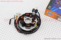 Статор магнето Honda DIO AF18/27 на скутер